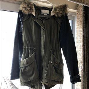 Bar III coat